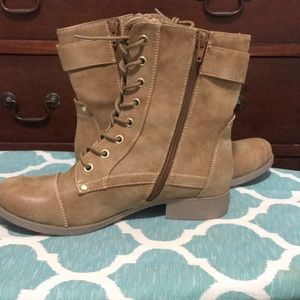 G by Guess Shoes - Never worn Combat Boots